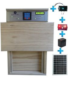 Coop Tender Bundle Solar Automatic Chicken Coop Door