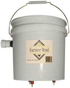 Automatic Chicken Waterer by Farmer Brad