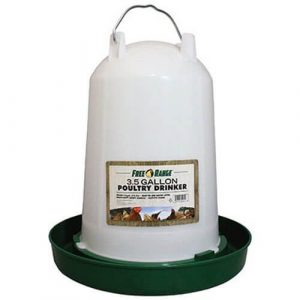 Harris Farms Plastic Poultry Drinker