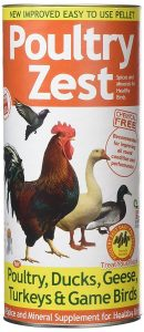 Chicken Supplement Poultry Spice Zest by Verm-X