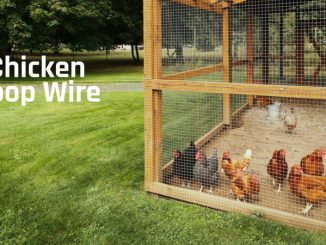 Chicken Coop Wire