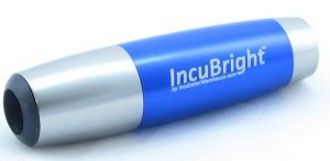 Incu-Bright Cool Light Egg Candler