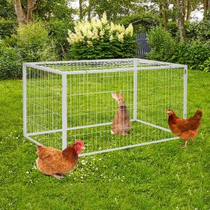ESRIGHT Large Chicken Cage and Hen House